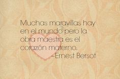 10 frases que expresan el amor de una madre | Blog de BabyCenter True Indeed, Thinking Out Loud, Parenting Quotes, Happy Mothers Day, Spanish Quotes, Quotable Quotes, Great Quotes, Wise Words, Bible Verses
