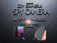 We can move the front camera of the phone to the side, back or top of the phone without affecting the function of the phone. Spy Ware, Best Spy Camera, Hidden Compartments, Pinhole Camera, Hidden Camera, Gadgets, Hacks, Tools, Phone