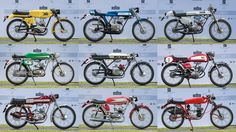 New classes for the Concorso di Motociclette Villa d'Este motorcycle beauty pageant are often conjured up from areas where most concours organizers fear to tread. This year the eccentric category choices all offered an opportunity to celebrate different aspects of transportation heritage.