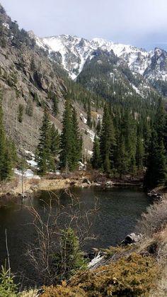 Trail to Copper Mountain