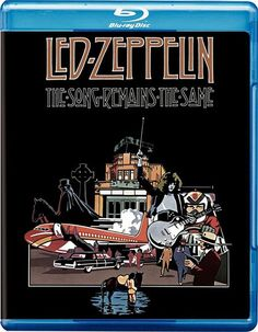 Led Zeppelin - The Song Remains The Same.