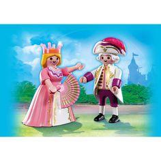 Playmobil Księżniczki Hrabia i hrabina, 5242, klocki