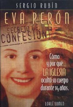 EVA PERON-BIBLIOGRAFIA