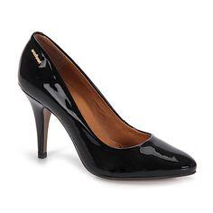 Sapato Scarpin Feminino Colcci 8020100576 - Preto