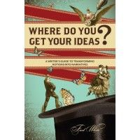 you reed book: Where Do You Get Your Ideas?