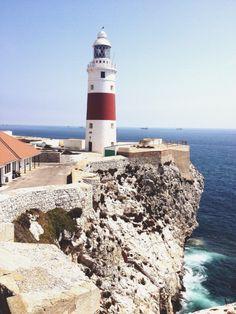 #lighthouse #gibraltar #travel #viagem