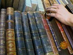 Love antique books!!