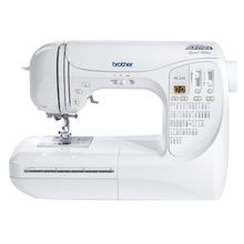 Brother™ PC210PRW Project Runway™ Limited Edition Sewing Machine