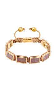 Flatbead with Rose Quartz Bracelet