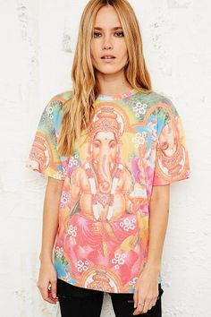 Smithson Ganesh '90s Sublimation Tee