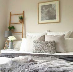 Home, bedroom styles, bedroom colors, small apartment decorating, dream bed Bedroom Styles, Bedroom Colors, Home Decor Bedroom, Diy Home Decor, Kmart Home, Kmart Decor, Guest Bedrooms, Master Bedroom, Dream Bedroom