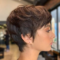 Short Haircuts for Women with Fine Hair 2019 Layered Short Haircuts for Women with Fine Hair 2019 - - Short Hairstyles - Hairstyles Short Haircuts for Women with Fine Hair 2019 - - Short Hairstyles - Hairstyles 2019 New Short Haircuts, Short Shag Hairstyles, Haircuts For Fine Hair, Short Hairstyles For Women, Girl Haircuts, Short Hair Cuts For Women, Short Short Hair, Short Wigs, Hair Trends