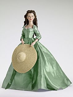 This 2012 Tonner My Tara Gone with the Wind 16 In. Scarlett doll just came in. She is $209.00 and eligible for a 3 percent discount with Coupon Code DKK1. She is Item No. TGW0083 at both our Tias/Collectibles Online site at http://www.donnaskorner.com (where this link leads) and also at our Donna's Korner Kollectibles site at http://www.dkkdolls.com/store.