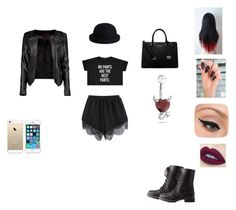 """CONCERT!"" by polyluva4 on Polyvore featuring mode, Charlotte Russe, Pieces, Boohoo, FingerPrint Jewellry, MICHAEL Michael Kors, LORAC, Topshop et Bling Jewelry"