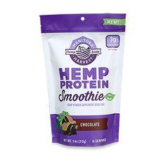 FREE Chocolate Hemp Protein Smoothie 9/14/16 At 1 PM ET http://www.freebiequeen13.net/sampler-freebies.html
