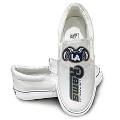 SSDDFF Unisex Fashion Sneakers Shoes Los Angeles American Football Team Rams Travel White * Read more reviews of the product by visiting the link on the image.