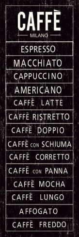 Caffé...