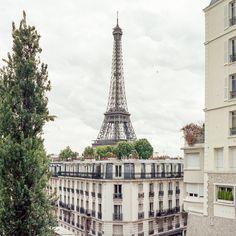 markwickens:  La Tour Eiffel, Paris.