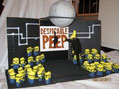 Despicable Peep
