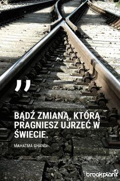 """""""Bądź zmianą, która pragniesz ujrzeć w świecie"""" - Mahatma Ghandi #travel #traveller #traveler # travelquote #travelinspiration #travelgoals #travelinspiration #traveladventure #podróżecytaty #cytaty #podróżepolska #podróżeeuropa #podróżeświat #motywacja #inspiracja #aforyzmy #sentencje #myśli Powerful Women, Word Art, Motto, Homework, Change, Motivation, Words, Quotes, Instagram"""