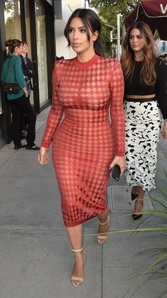 Sheer dresses are everywhere this summer. Here's how to shop and style Kim Kardashian's look.