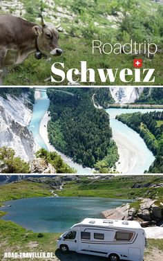 Our road trip through Switzerland along the Grand Tour of Switzerland! Europe Destinations, Places In Europe, Places To Travel, Places To Go, Travel Europe, Road Trip Suisse, Roadtrip Europa, My Road Trip, The Road
