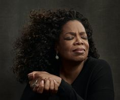 """Photograph by Annie Leibovitz Someone we actually LOVE… Oprah Opens Up About Depression Battle Oprah is peaceful and prosperous. The media giant recently invited VOGUE to her 65-acre """"…"""