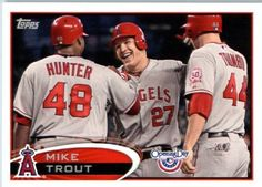 2012 Topps Opening Day #85 Mike Trout - Angels (Baseball Cards) by Topps Opening Day. $3.33. 2012 Topps Opening Day #85 Mike Trout - Angels (Baseball Cards)