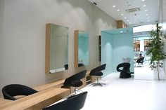 Studio A hairdressing salon by Think Forward, Burgas   Bulgaria hairdresser