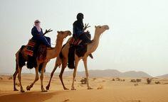 Le donne Tuareg.  Credit: Henrietta Butler