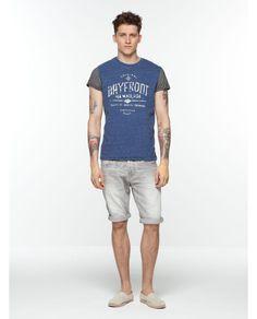 Colour block T-shirt - Scotch