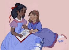 Winter and Cinder < The Lunar Chronicles Ya Books, Good Books, Amazing Books, Lunar Chronicles Books, Marissa Meyer Books, Book Characters, Fictional Characters, Fanart, Cinder