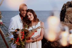 Boho chic φωτογράφιση ζευγαριού στην παραλία - Love4Weddings Boho Chic, Newlyweds, Photo Sessions, Photoshoot, Couple Photos, Couples, Beach, Wedding, Beautiful