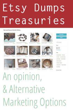 Etsy Removes Treasuries