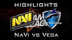 NaVI vs Vega DreamLeague 2017 Highlights Dota 2