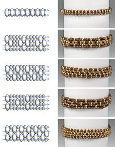Preciosa Projects - Twin Bracelets - Easy and Simple