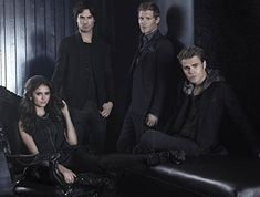 Vampire Diaries - Saisons 1 à 6: DVD & Blu-ray : Amazon.fr