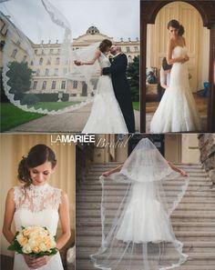 Ugalde esküvői ruha - Pronovias kollekció - Dominika menyasszonyunk - La Mariée Budapest http://lamariee.hu/eskuvoi-ruha/pronovias-2013/ugalde