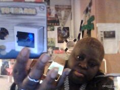 Cameroid - Use your webcam to take photos online!