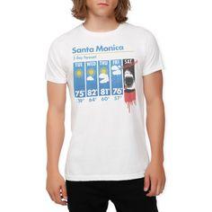 Sharknado Forecast T-Shirt | Hot Topic ($21)