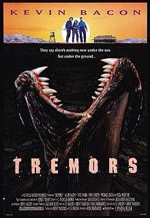 Tremors. Brilliant film from 1990!