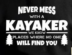White Water Kayaks - Tips For Safe Kayaking - Kayak Sherpa Camping En Kayak, Canoe And Kayak, Canoe Trip, Kayak Fishing, Camping Gear, Fishing Shop, Camping List, Fishing Stuff, Fishing Knots