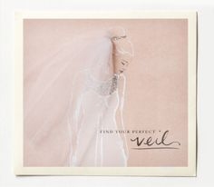 Find Your Perfect Veil