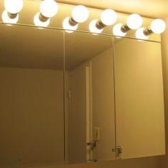 Light Bulbs For Bathroom Vanity