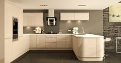Modern Kitchens | Contemporary Modern Kitchen Designs | Wren Kitchens