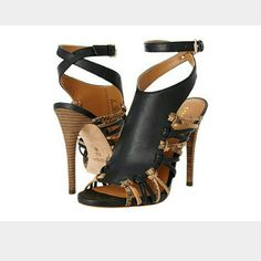 Coach JODY sandals The picture said it all - stunning shoes. Very stylish. In excellent condition. Coach Shoes Heels