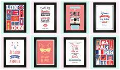 Pieces of me: Diseño Feliz I