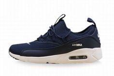 finest selection 84036 27dc4 Mann Nike Air Max 90 EZ Dark Blau Weiß  AirMax