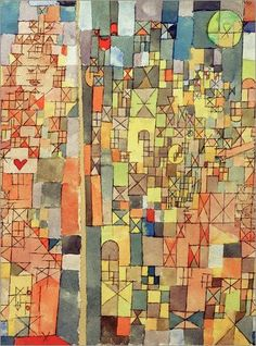 Paul Klee, Dogmatische komposition on ArtStack More Mehr Wassily Kandinsky, Abstract Expressionism, Abstract Art, Paul Klee Art, Grafik Design, Oeuvre D'art, Art Lessons, Painting & Drawing, Modern Art
