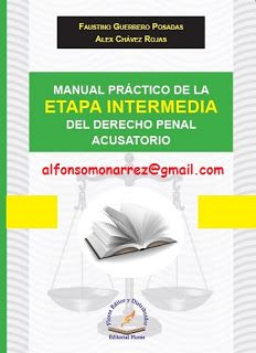 LIBROS EN DERECHO: MANUAL PRÁCTICO DE LA ETAPA INTERMEDIA DEL DERECHO...